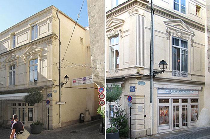 Increíbles fachadas pintadas que te harán dudar si son reales 1