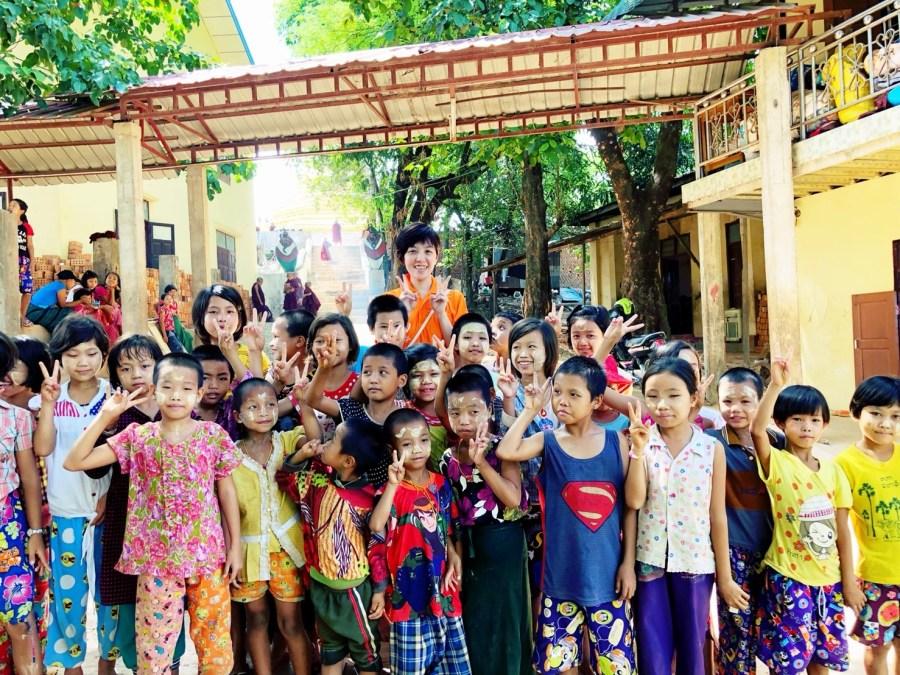 2018年5月 ミャンマー支援活動