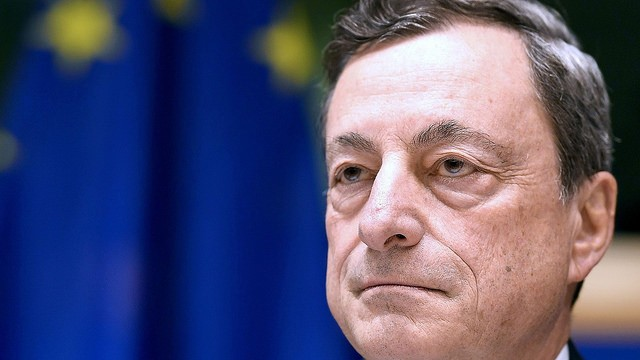 Draghi Just Saved Stocks and Put The Fed On Hold in 2019