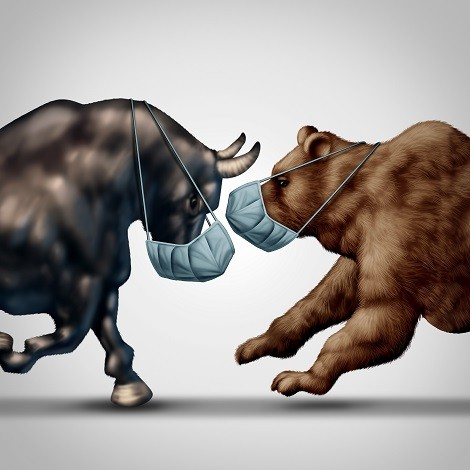 Stocks Patiently Waiting For Big Economic Data on April 23