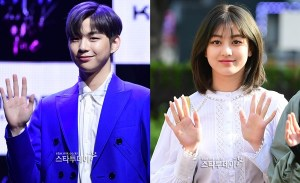 """Kang Daniel♥TWICE Jihyo, a romantic rumor……Both agencies said they are """"under confirming"""" (official)"""