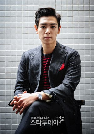 """BIGBANG's T.O.P cherished the memory of Goo Hara """"The last message is a happy birthday message… """""""
