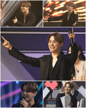 Kim Junsu appeared at 'Mister Trot' in 10 years