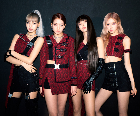 BLACKPINK wins two crowns for Best Group and Event of the Year at SSE Live Awards 2019
