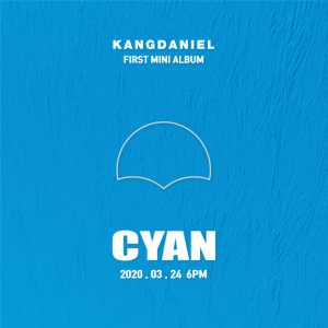 Kang Daniel comes back with his first mini album 'CYAN' on the 24th.