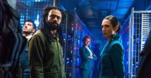 'Snowpiercer' series moves up premiere on 17 May