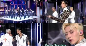 Worthy to notice NU'EST's 'I'm in Trouble'