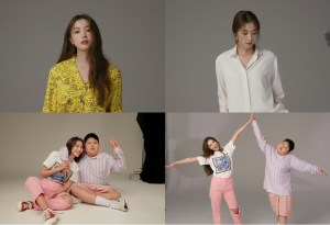 'Fun-staurant' Oh Yoon-ah, shoot some photoes with her son, Min for significant talent donation'