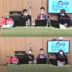 """'Cultwo Show' Hong Yun-hwa """"I lost 6kg, and I also shot two advertisements"""""""