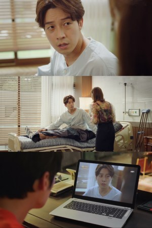 Heo Gyeong-hwan appeared in a cameo of 'Zombie Detective'... A surprise appearance as the second generation of chaebol