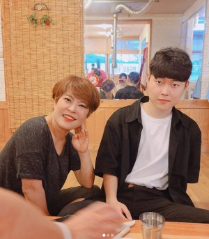 """Cho Hye-ryeon, proud of her grown-up son """"A decent college student"""""""