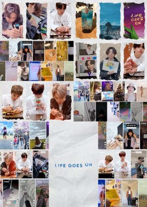 BTS unveils MV for Army version 'Life Goes On'