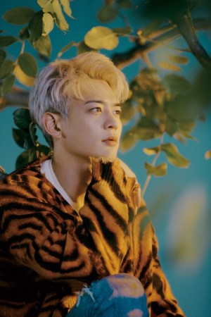 SHINee, A boy band with 14-year career shows their own version of 'Atlantis' of the cool end plate king