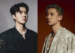 EXO's Chanyeol X Sehun, teaser released... presents emotional healing with'I'll protect'