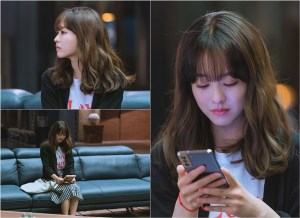 'Doom at Your Service' Park Bo-young, tears over longing for Seo In-guk
