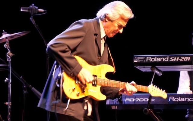 [VIDEO] John McLaughlin & The 4th Dimension: 'The Unknown Dissident'