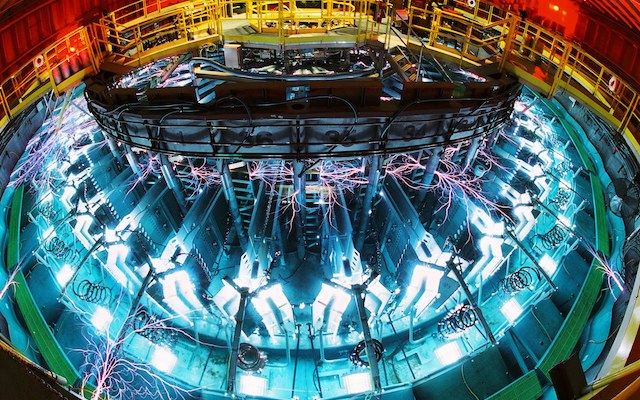 Inside the Extreme Machine That Mimics Bombs and Black Holes