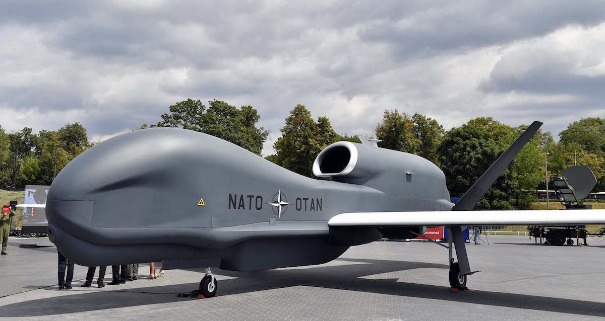 NATO Invests in More Bandwidth for New Data-Hungry Drones