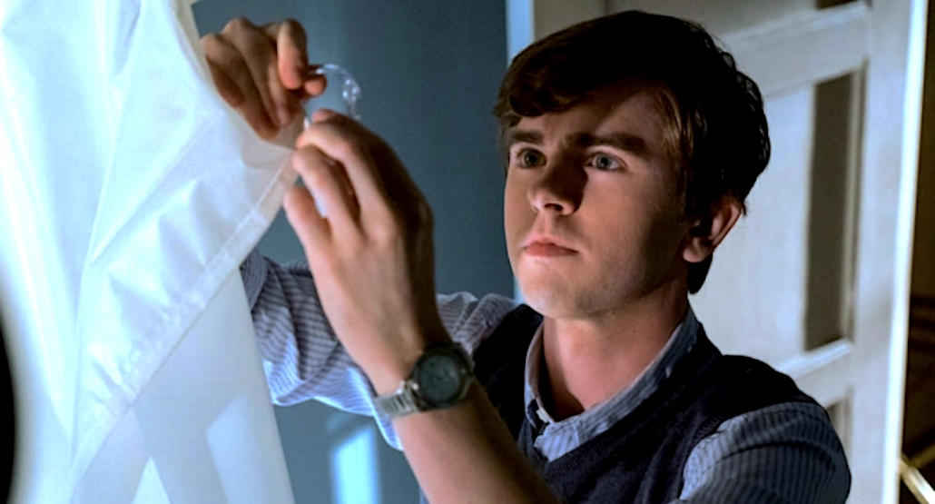Bates Motel Recap: The Shower!