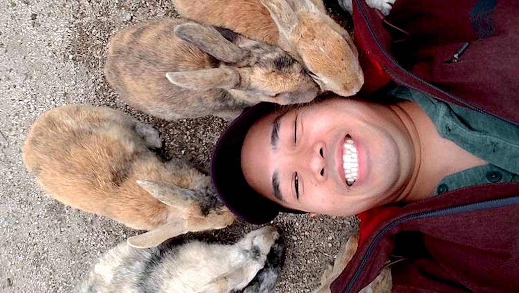 Ōkunoshima: The Japanese Island Overrun with Friendly Bunnies