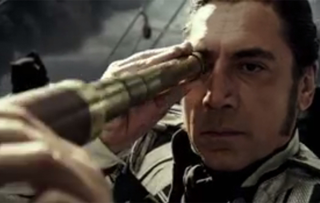 [VIDEO] Javier Bardem Vows to 'Eliminate' Jack Sparrow in New 'Pirates of the Caribbean 5' Trailer