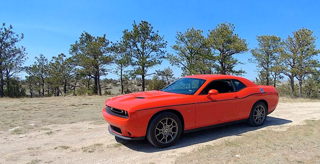 Review: Going Hazzard in a 2017 Dodge Challenger GT