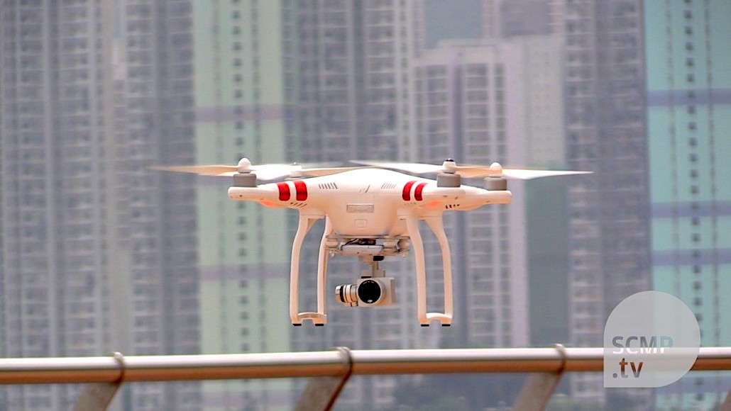 [VIDEO] HK $300,000 Drone-Killer 'Guns' Available in Hong Kong