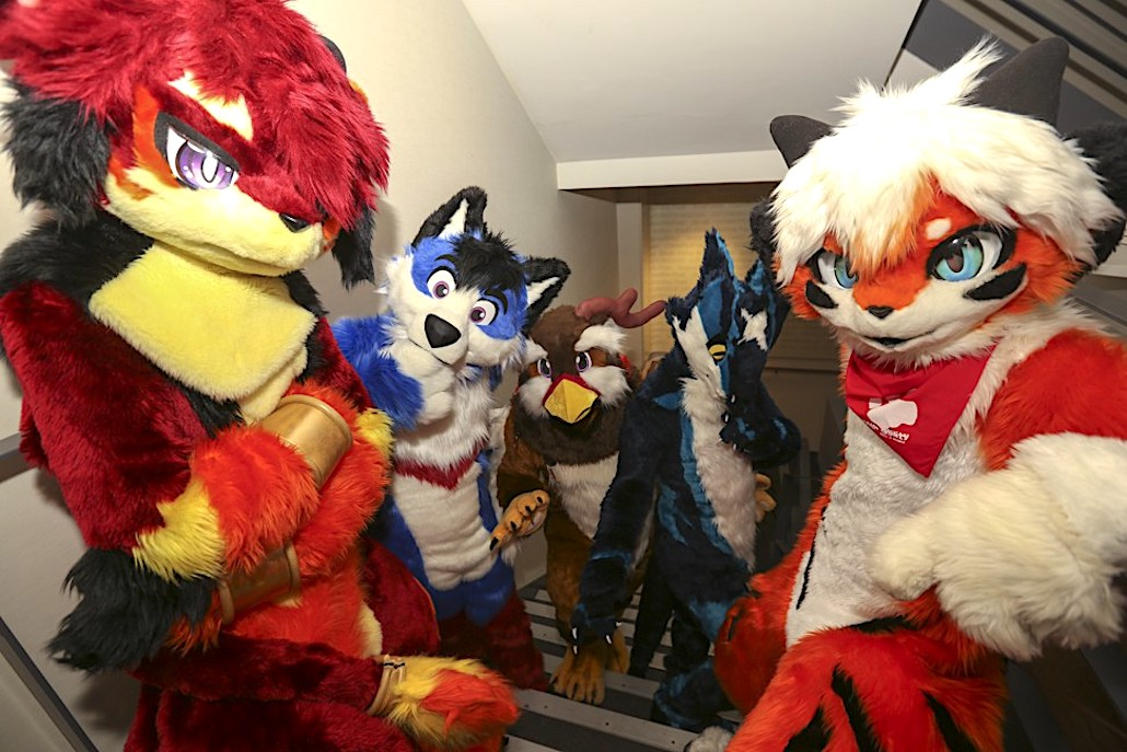 [VIDEO] Furries of Hong Kong: Plushie Fetishists Share their Passion for Animal Make Believe