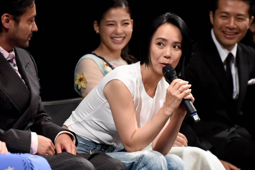 Netflix may fix Japan Movie-Financing Dilemma: Director Naomi Kawase