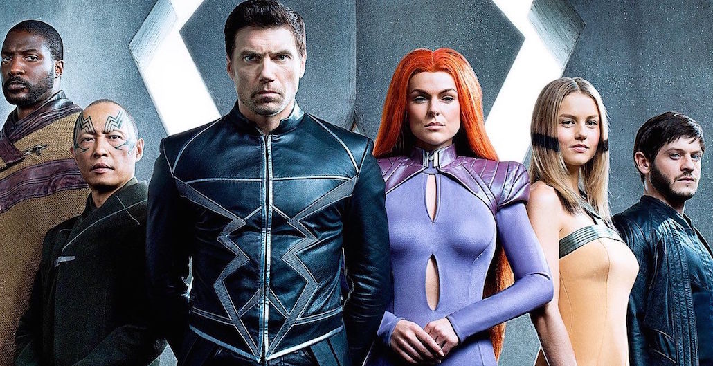 [VIDEO] Comic-Con: Marvel's 'Inhumans' Debuts New IMAX Trailer, New Footage