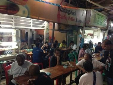 Jarod = Jalan Roda, tempat ngopi khas Manado