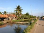 Kanal pengairan, ciri lokasi PN Karawang
