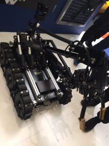 Robot penjinak bom jarak jauh