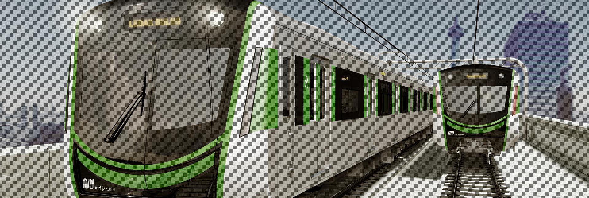 "MRT Jakarta: Ketika Aspek ""Desain"" Mulai Menjadi Perhatian Pemerintah"
