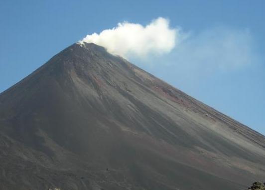 Volcán de Pacaya - Guatemala