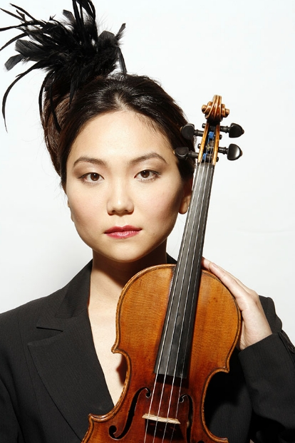 Min Jin Kym y su stradivarius perdido