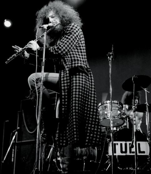 Ian Anderson de Jethro Tull