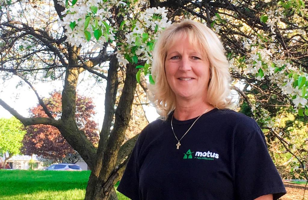 Shellie Smith, Orthotics Assistant