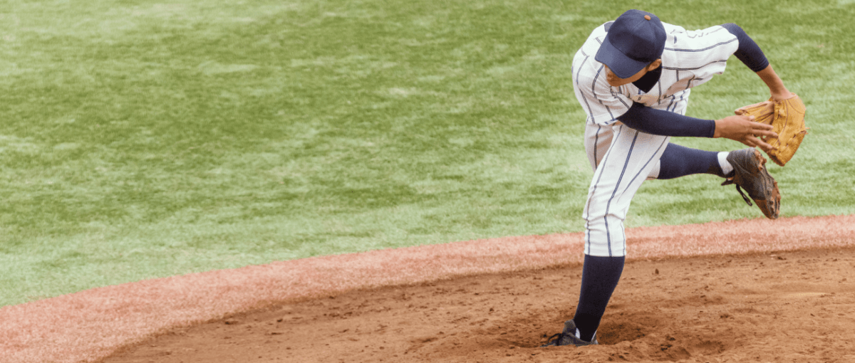 Proper mechanics can help prevent pitching arm injuries.
