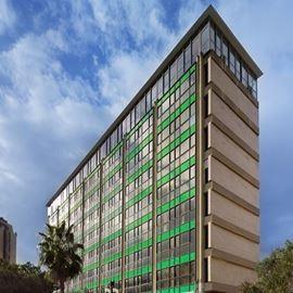 חזית מלון ביי וויו חיפה