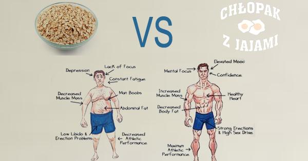 Jajka czy płatki owsiane? Które z tych produktów są lepsze na śniadanie?