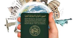 ما يجب ان تعرفه عن جواز السفر الجزائري