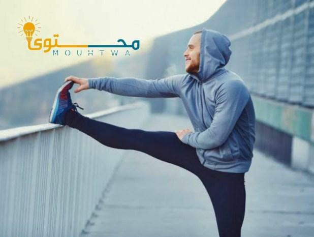 تدرب في الشارع من أجل زيادة الوزن صحيا