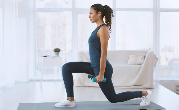 التمرين البدني