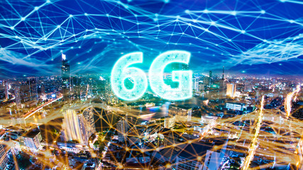 تقنية الجيل السادس 6G