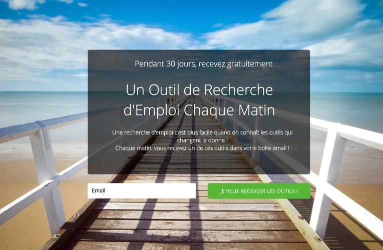 30 outils pour trouver un job avec DessineToiUnEmploi !