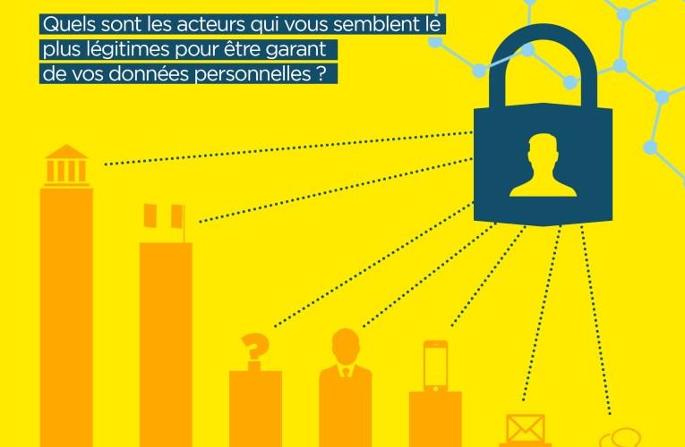 Data : les Français souhaitent gérer l'accès à leurs données personnelles (infographie)