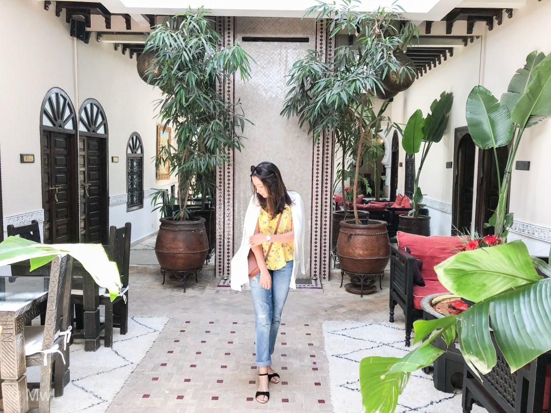 tenues de voyage à marrakech 7