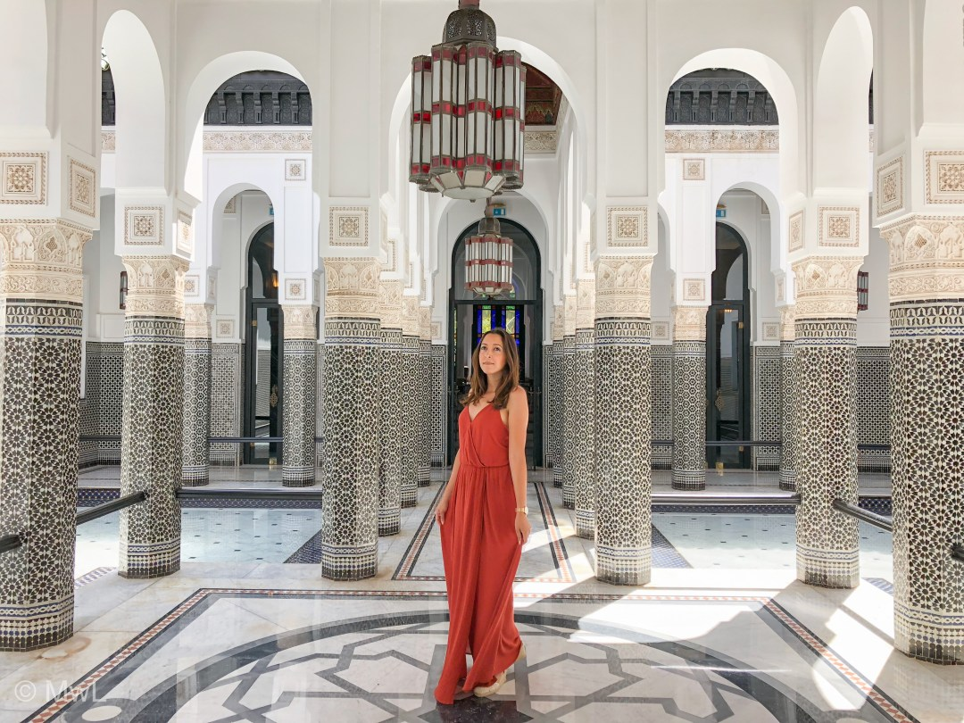 LA MAMOUNIA ★ LOOK INSPIRATION MARRAKECH