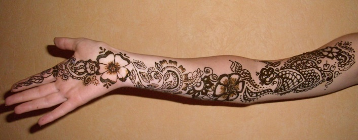 Henna Tattoo Laten Zetten Amersfoort: Mounira's Mansion